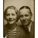 Photobooth Portrait of Elizabeth Parke Firestone and Harvey Firestone, Jr., circa 1935