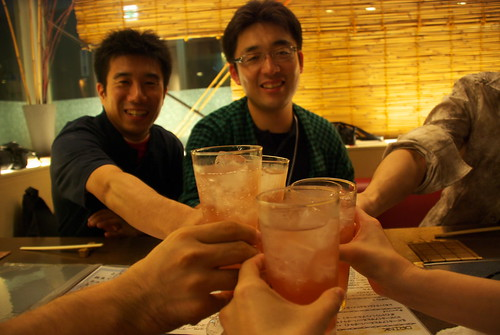 乾杯!(2次会) 2