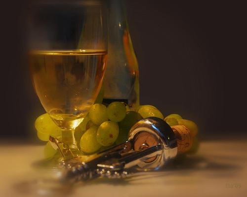 A wine dear?
