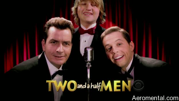 Jake intro en Two and a Half Men