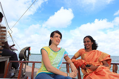 Backwaters, Alleppey, Kerala (blog.mahindrahomestays.com) Tags: india kerala alleppey vembanadhouse