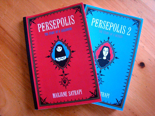 Persepolis What We Have Here Is A Failure To Communicate