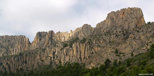 Sierra dels Castellets