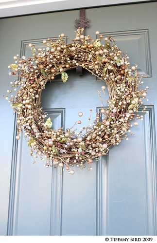 Contemporary Door Wreaths Home Design