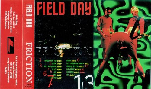 Field Day - Friction