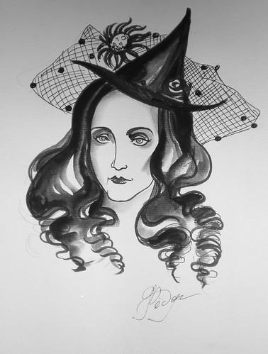 Sketch by FYODOR PAVLOV