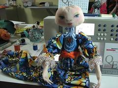 Bag doll #2