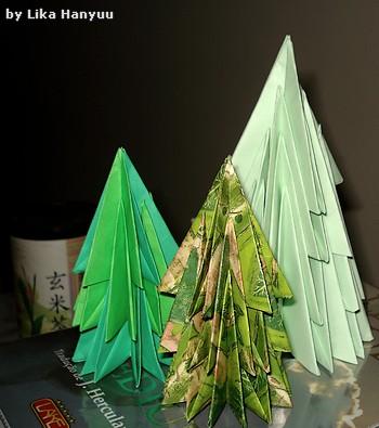 Árvores de Natal xD