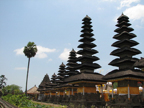 Taman Ayun Temple, Mengwi, Bali