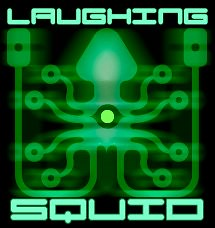 Laughing Squid Logo by Matt Dong (2000)