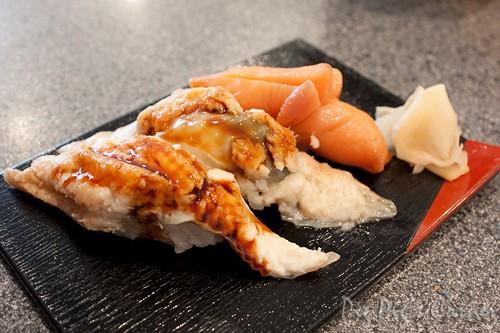 sushi hiro, london 10