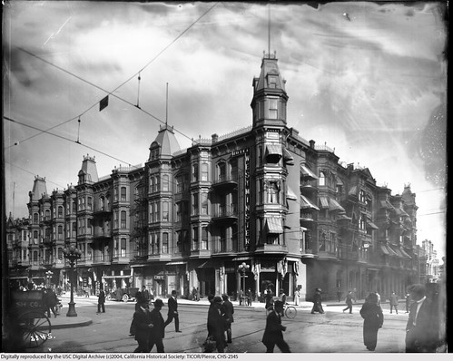 Westminster Hotel (USC collection)