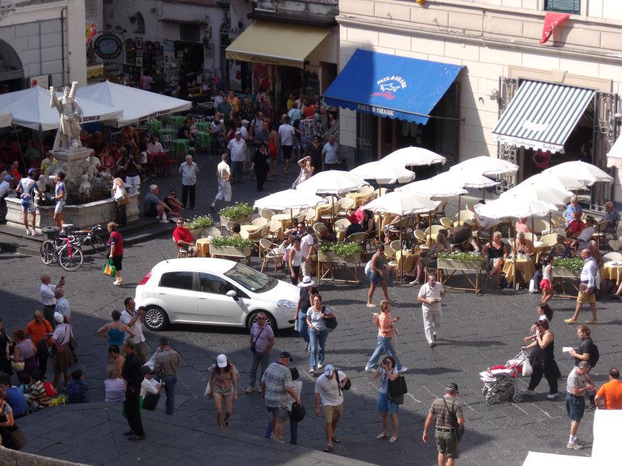 Amalfi Square