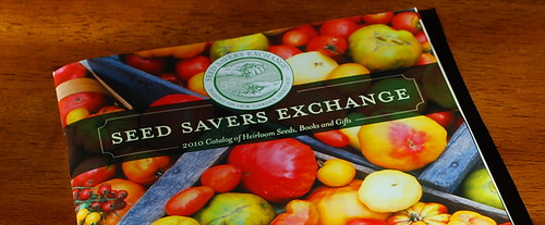 Seed Savers Exchange Banner
