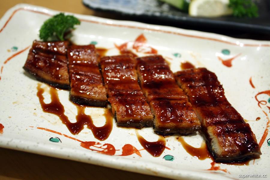 Sushi Zanmai Unagi Kabayaki