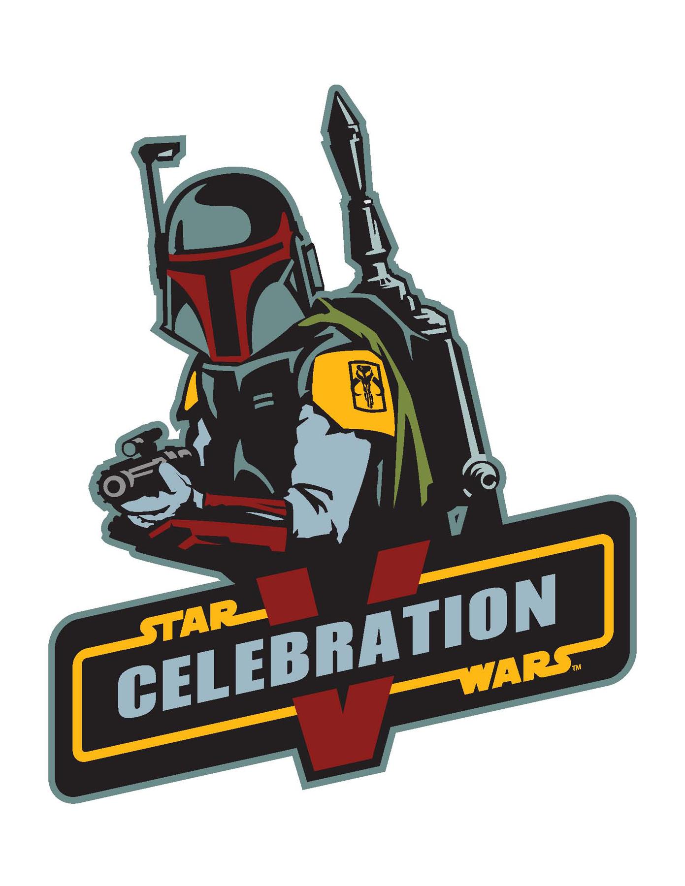 Logo for Star Wars Celebration V, next summer in Orlando