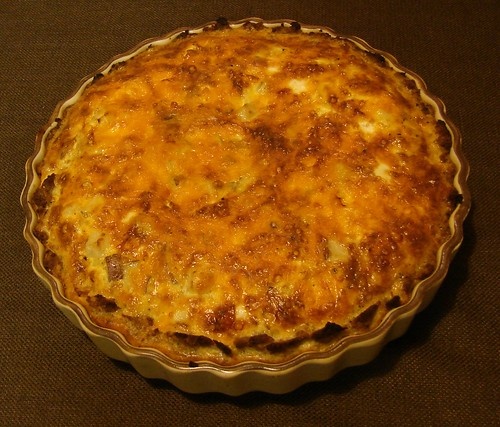 Thanksgiving Quiche