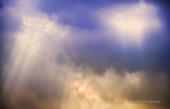 made in heaven (Kris Kros) Tags: light sky sun storm clouds brewing photoshop holes kris sunburst burst sunbeam beams kkg the in cs4 kros kriskros kkgallery