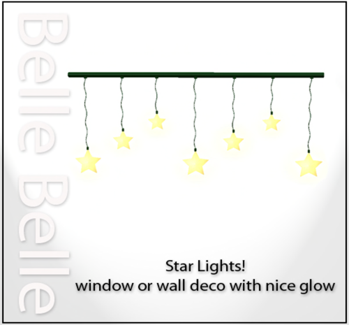 Belle Belle Star Lights