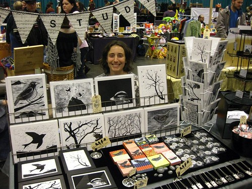 Suki aka Bird's Eye View Studio at Super Colossal Holiday Sale