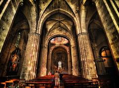 Monasterio de Sant Cugat (Jose Luis Mieza Photography) Tags: barcelona espaa spain catalonia monastery catalunya monasterio catalua vallesoccidental monestir santcugatdelvalles benquerencia reinante specialpicture jlmieza reinanteelpintordefuego joseluismieza
