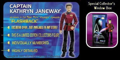 Flashback Janeway promo banner