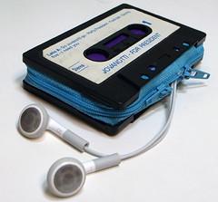 カセットテープ小物入れ