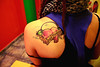 Mamen's tatoo