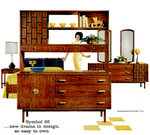 Furniture ad (1963)