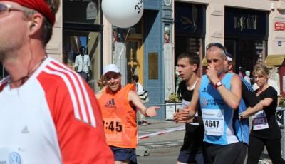 Radim Lipták: Jak jsem se stal maratonským vodičem