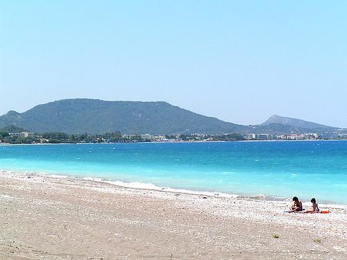 playas de Rodas - viajes Grecia