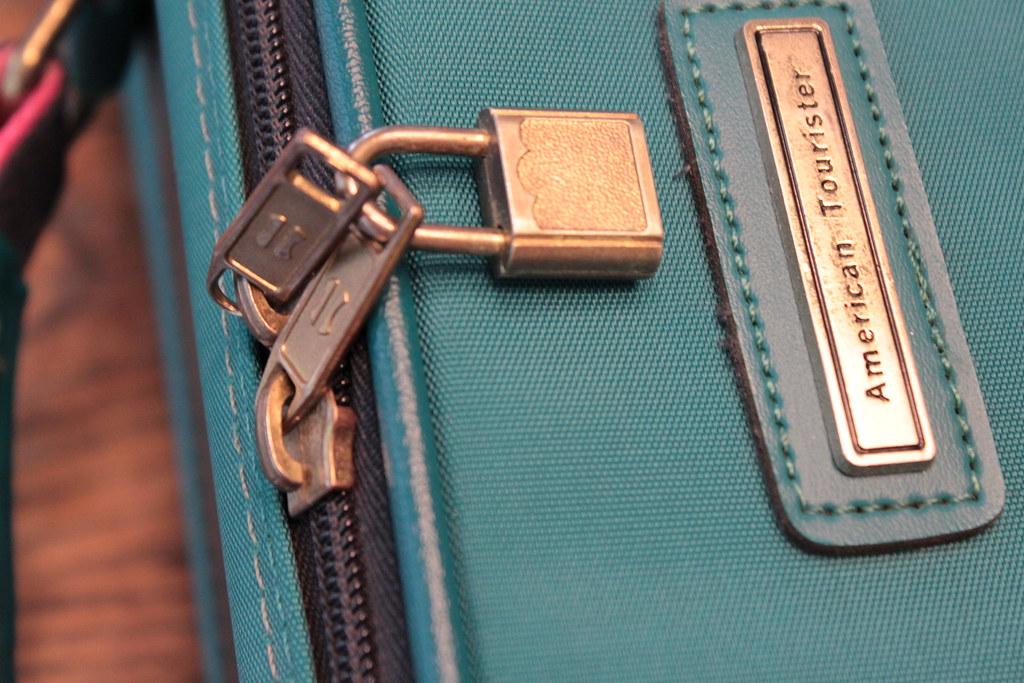 lock and logo