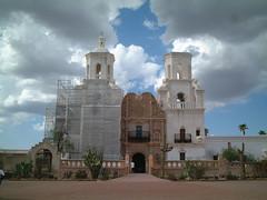Mission San Xavier del Bac (Kevin J. Norman) Tags: spanishmission sanxavierdelbac arizona tucson