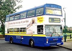 3082 F82 XOF (WMT2944) Tags: 3082 f82 xof mcw metrobus mk2a west midlands travel