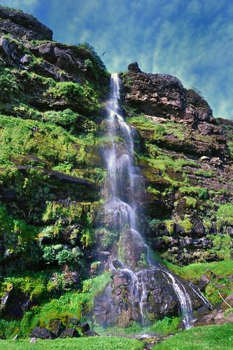 From Þorsteinslundur Fljótshlíð, taken the day before 5 of 5