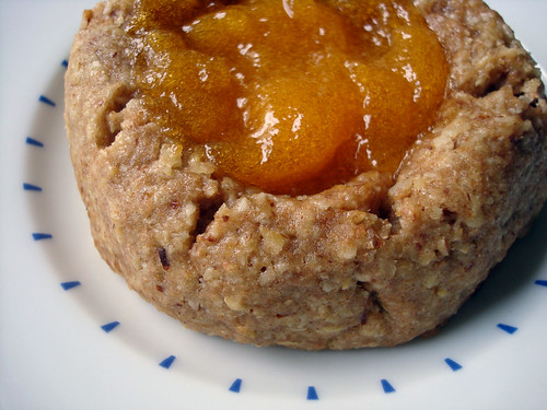 Vegan Apricot Thumbprint from Zoka