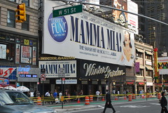 Mamma Mia! (n0nick) Tags: show city nyc newyorkcity trip urban