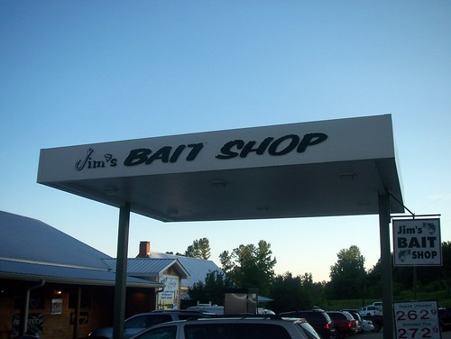 Elvis' Venue - Jim's Bait Shop