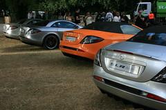slr westsussex mclaren mercedesbenz goodwood supercars roadster 722 goodwoodfestivalofspeed mercedesbenzmclarenslr 722s goodwoodfestivalofspeed2009