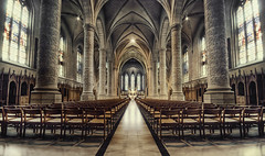 Notre Dame of Luxembourg (Guido Musch) Tags: windows light church stars nikon chairs notredame explore luxembourg frontpage hdr luxemburg flutist sigma1020 d40 ltzebuerg guidomusch symmetryflip iguessyoushouldviewtheoriginalsizeifyouwanttoseehimortakealookatmypreviousphoto colorsagaintomorrowyoullgetsomeblackandwhite