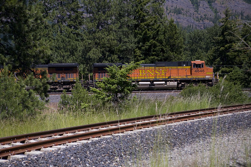 BNSF Through Washingtion