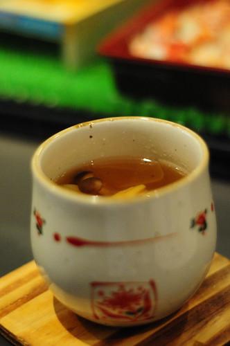 Shimeji Soup