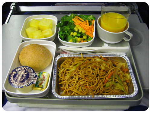 Air China's In-Flight Food, Take 2