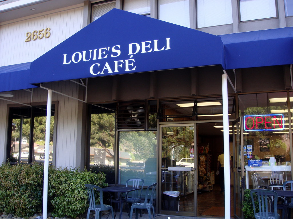 Louie's Deli Cafe