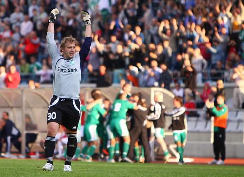 Tallinna FC Levadia vs Wisła Kraków SA