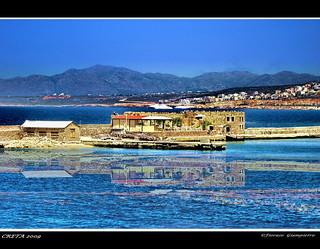 la baia di Rethimnon.....Creta 2009