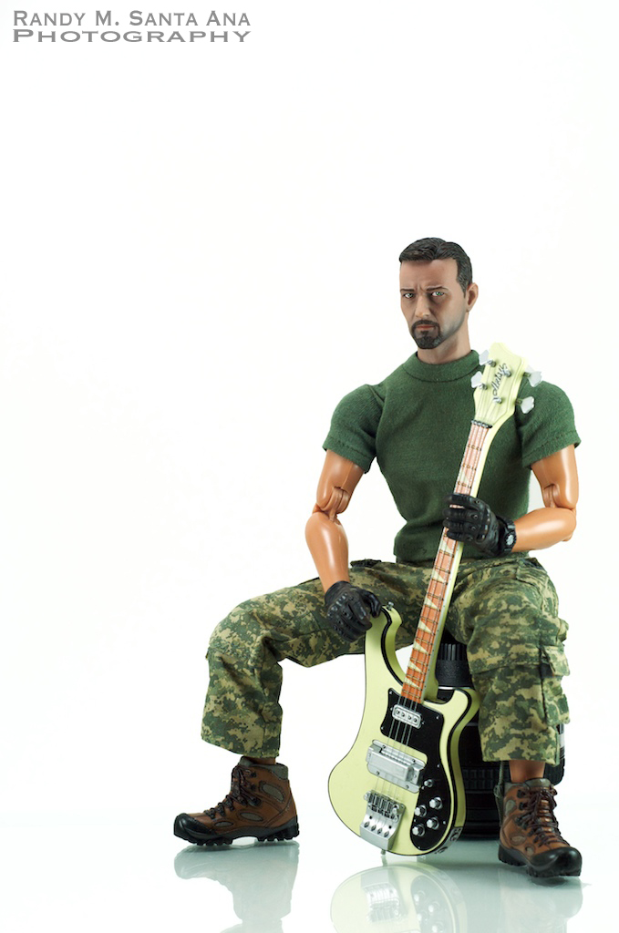 Ranger with Guitar