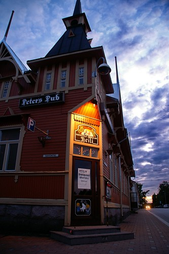 "Heinola: Peter's Pub • <a style=""font-size:0.8em;"" href=""http://www.flickr.com/photos/26679841@N00/3795965458/"" target=""_blank"">View on Flickr</a>"