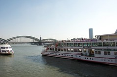 Rhine river boat tour (adam skalecki) Tags: riverboat koln rhineriver