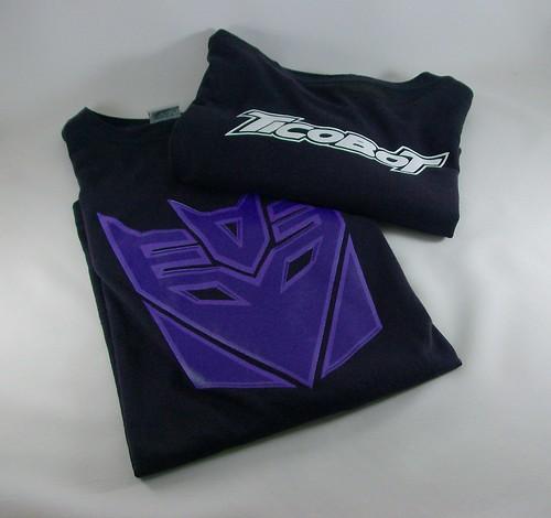 Camiseta Decepticon